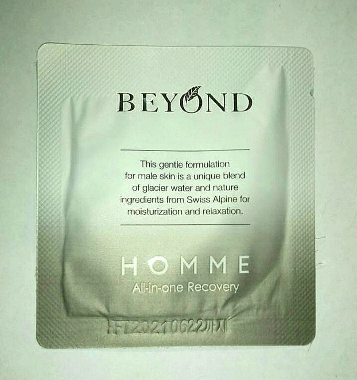 Пробник Beyond Homme All-in-One Recovery Essence