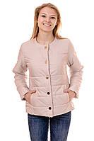 Куртка жіноча демісезонна FK140 (бежевий), фото 1