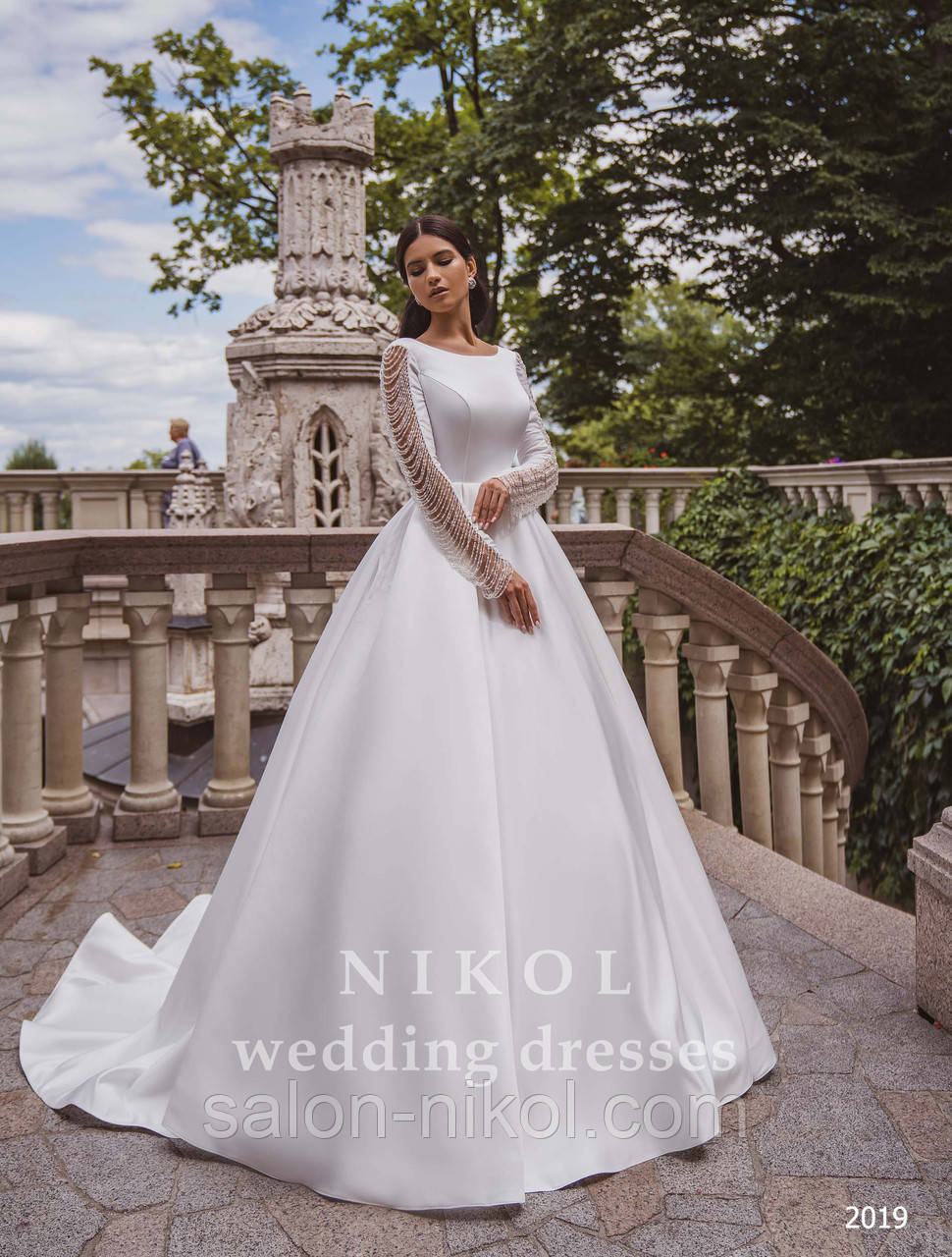Свадебное платье № 2019