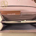 Кошелёк женский из искусственной кожи Tailian ( T5512-007) разные расцветки, фото 4