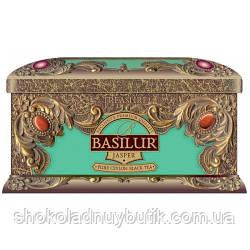 Чай черный Яшма Basilur коллекция Ларец жб 100г