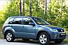 Накладки на колёсные арки Suzuki Grand Vitara 2005+ г.в.