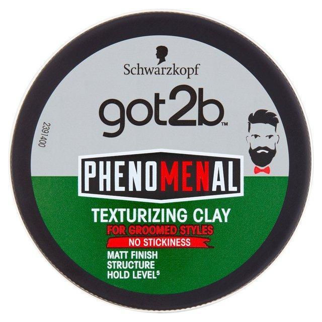 Моделирующая паста Got2b phenomenal texturizing cream Schwarzkopf  100 ml