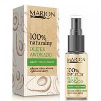 Масло для волос, тела и лица из авокадо Marion 25 мл