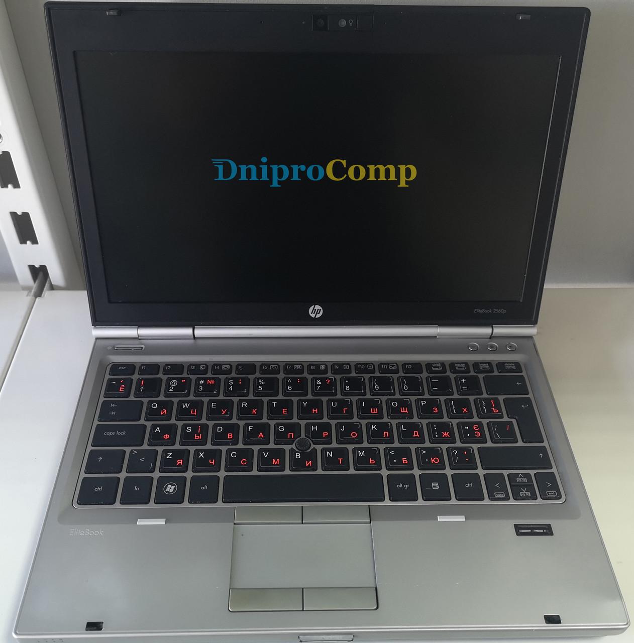 Ноутбук HP EliteBook 2560p i3-2330M/4/320 - Class B