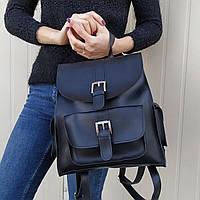 """Городской рюкзак коричневый """"Агапия Black"""", фото 1"""