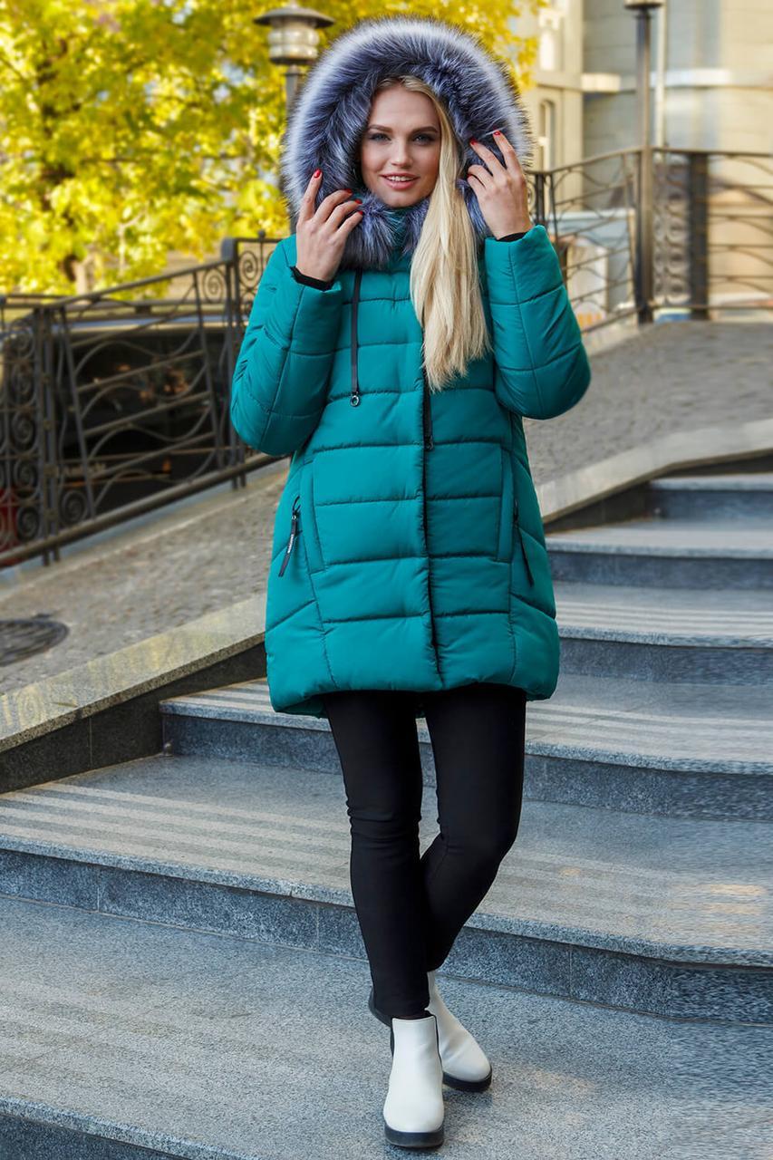 Зимняя куртка женская с 46 по 56 размер