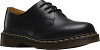 Мужские туфли Dr. Martens 1461 3-Eye Shoe Black Smooth