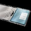 Папка-уголок Leitz Combifile, 3 секции, прозрачный, упак.3 шт. ESSELTE, фото 3