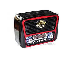 Радиоприёмник Golon RX-435 USB, фонарик