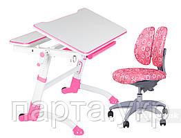 Детский стол - трансформерFunDesk Volare + кресло +подарки по супер цене!