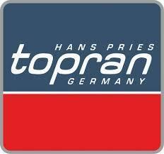 Крыльчатка вентилятора AUDI A4 A6 PASSAT B5 VAG 058121301B производитель TOPRAN Германия, фото 2
