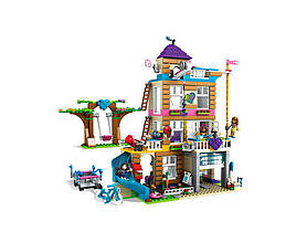 """Дитячий конструктор JVToy 18002 """"БУДИНОК ДРУЖБИ"""" серiя НОВІ ДРУЗІ неодмінно сподобається всім маленьким любителям захопливих пригод!"""