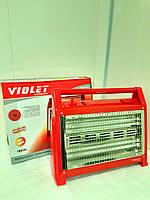 """Напольный обогреватель + увлажнитель воздуха. Кварцевый с вентилятором ТМ """"Violet"""" 1800Вт."""