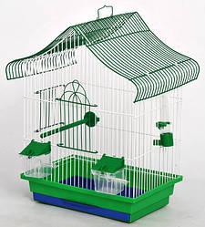 Клетка для попугая Мини  1 краска
