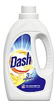Dash гель для стирки белых тканей Active Frische 1.1л  3-Fach Formel