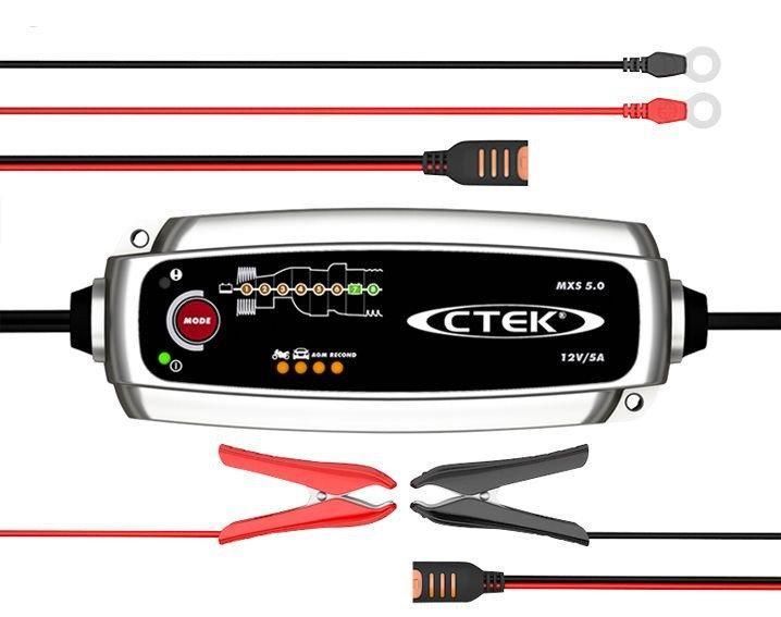 Автомобильное зарядное устройство CTEK MXS 5.0 12 V