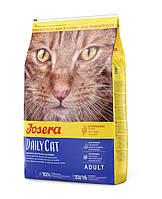 Сухой корм Josera Dailycat 10кг