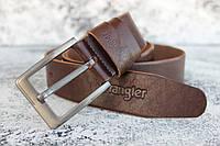 Мужской кожаный ремень Wrangler