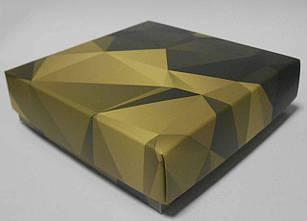 Коробка 9Х9Х2,5 Хакі
