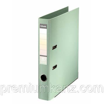 Папка-реєстратор A4 No.1 Power, 50 мм, колір зелений пастельний ESSELTE