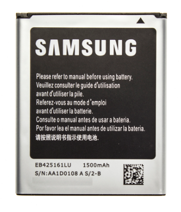 Аккумулятор (Батарея) для Samsung G313 EB-BG313BBE (1500 mAh), фото 2