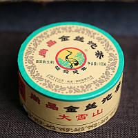 Чай Шен Пуэр Сягуань Золотая лента, 2017 года, 100 г
