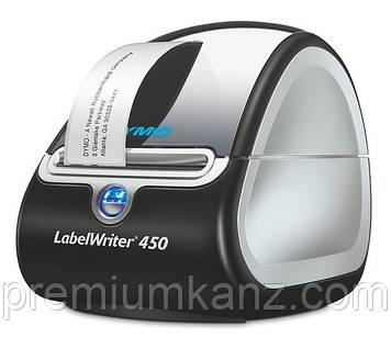 Професійний принтер етикеток LabelWriter 450 DYMO