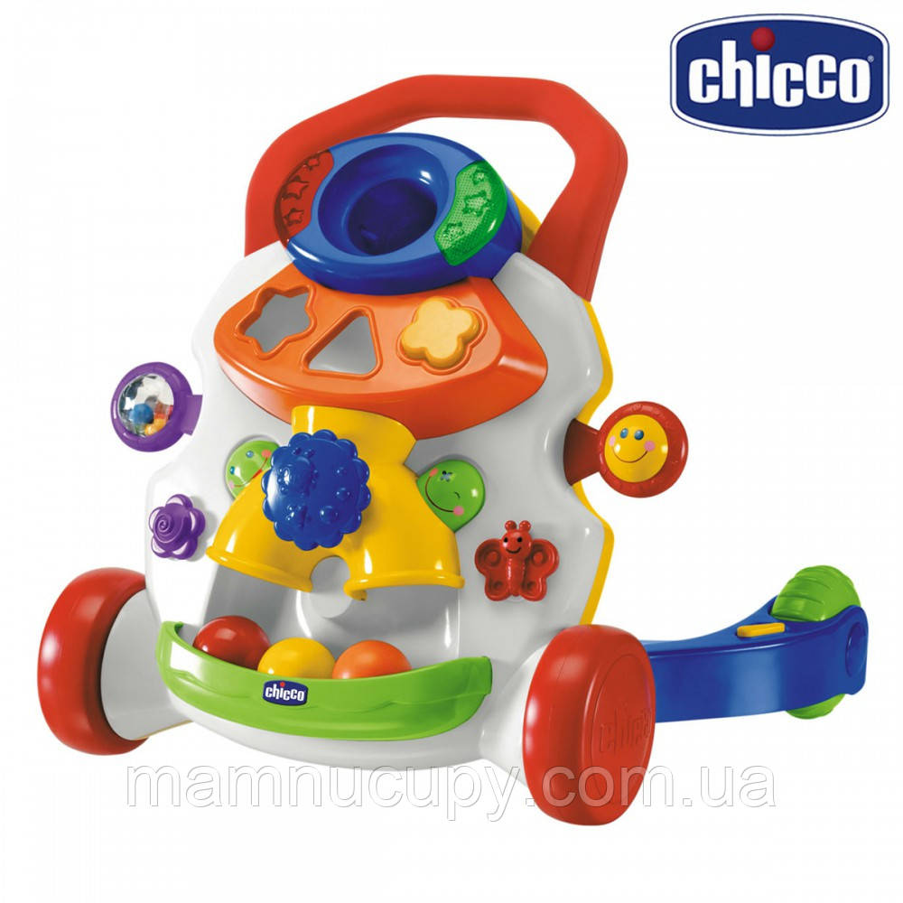 Игровой центр-ходунки Chicco - Первые шаги (65261.00)