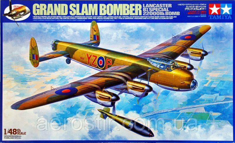 Lancaster BI Special 22,000lb. Bomb 1/48 Tamiya 61504