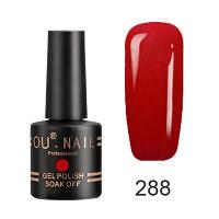 Гель-лак Ou Nail №288, 8 ml