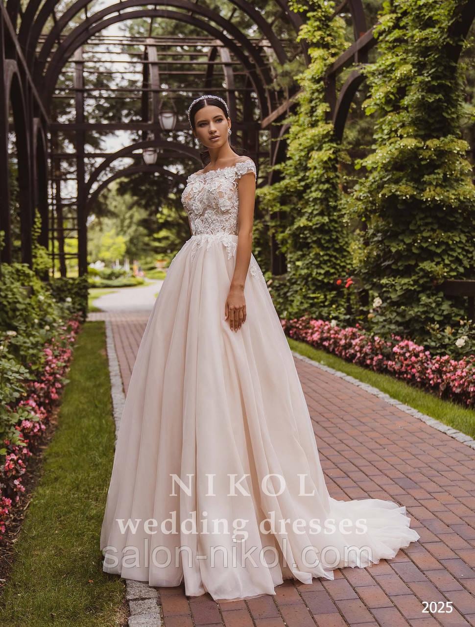 Свадебное платье № 2025