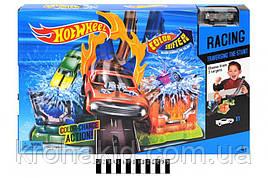 Трек Hot Wheels 3093 Автомойка.