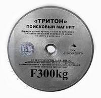 Поисковый неодимовый магнит F300, 490кг, Тритон, ООО НЕОМАГНИТ, суперкачество+трос