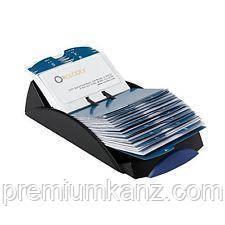 Відкрита картотека VIP V для 50 візиток 57х102мм ROLODEX 67175