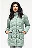 Куртка зимняя женская 018 (мята)