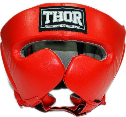 Защитный шлем боксерский классический (716)