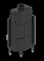 Камінна топка HITZE Aquasystem 68x53 L, фото 3