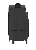 Камінна топка HITZE Aquasystem 68x53 L, фото 2