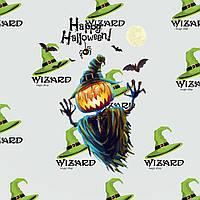 Наклейки интерьерные Happy Halloween, фото 1