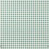 Декоративная ткань в мелкую клетку бело-зеленого цвета 180 см 84579v33, фото 2