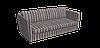 Декоративная ткань в полоску бежево-голубого цвета с тефлоном 84609v5, фото 3