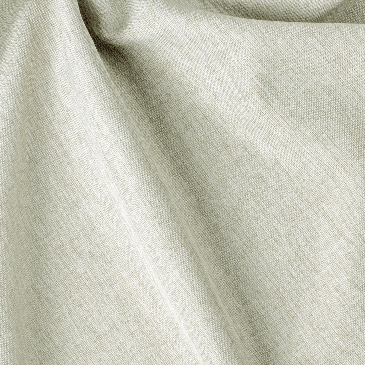 Декоративная однотонная ткань рогожка белая 300см 84442v1