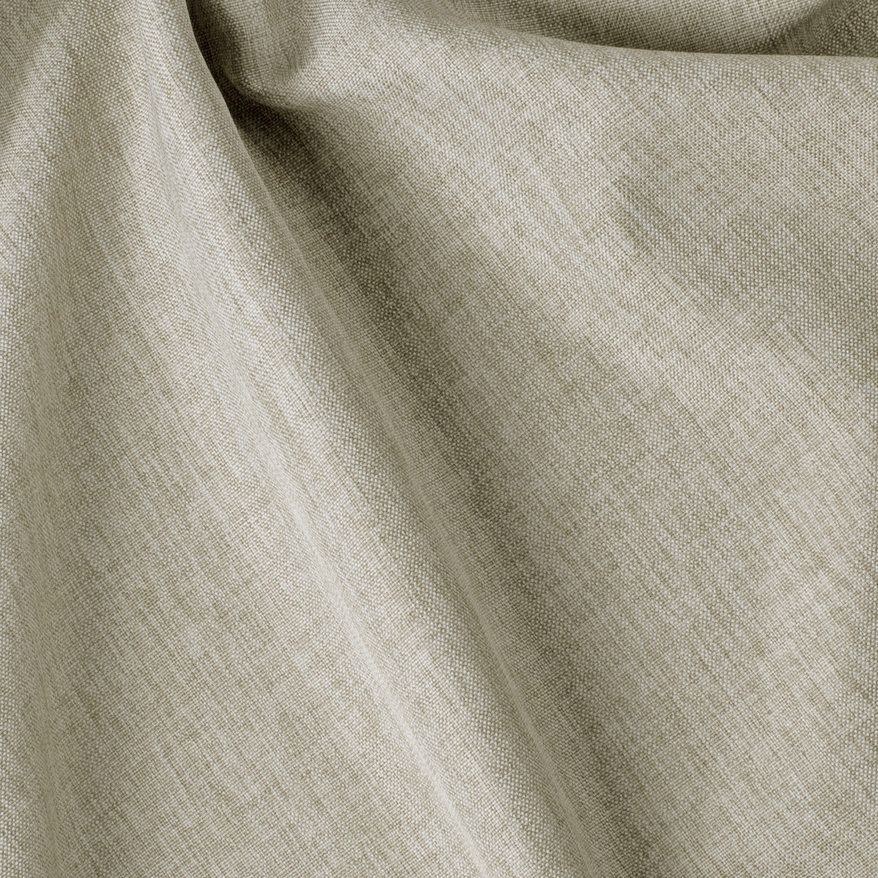 Декоративная однотонная рогожка серого цвета для штор 84448v5