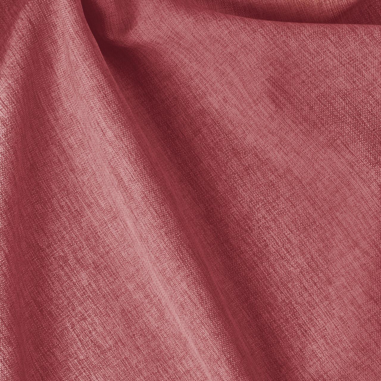 Декоративная однотонная рогожка розового цвета 300см 84458v15