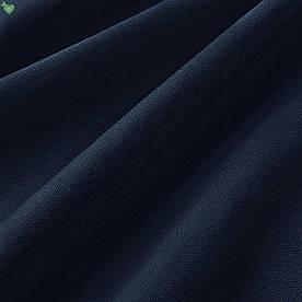 Вулична фактурна тканина синього кольору для альтанки зі шторками 84326v10