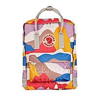 Рюкзак разноцветный FJALLRAVEN KANKEN CLASSIC 16Л