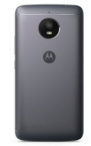 Задняя крышка Motorola XT1770 Moto E4 Plus/XT1771/XT1775, серая, Оригинал