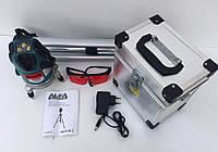 Лазерный уровень, нивелир с аккумулятором ✦AL-FA (Italiana) ALNL01 ✦ луч 35 метров♦ШТАТИВ В ПОДАРОК♦