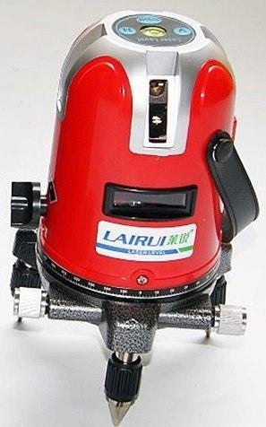 Лазерный уровень LAURI ♛5 линий 6 точек♛ 10кратная яркость